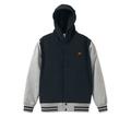 i-black sweat hoodie jaket-bw