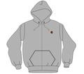 i-black zip hoodie-g