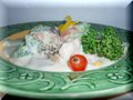 チキンと野菜のクリーム煮