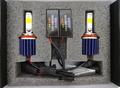 [値引き/セール] LEDフォグランプ/HIGH LUMEN POWER COB LED FOG LAMP KIT/2200lm (2800K/ゴールドイエロー) H8/H9/H11/H16(JP) 兼用