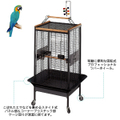 【イタリアferplast社製】鳥かご エキスパート 70(送料無料)