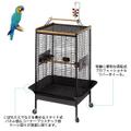 【イタリアferplast社製】鳥かご エキスパート 80(送料無料)