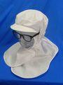 頭巾帽子(メガネ穴付)