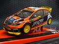 "SCX 1/32 スロットカー A10216X300◆ Ford Fiesta RS WRC ""Prokop""   4WD/ライト点灯  ★再入荷!"