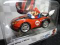 Carrera-Go スロットカー 1/43  61259◆ ワイルド ウィング + マリオ   マリオカート Wii           カレラGoは1/32のコースでも走れます☆今度はWiiから新製品