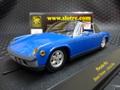 Slot Racing Company 1/32 スロットカー  02007 ◆ PORSCHE 914  STREET CAR  Adriatic Blue   370-Limited  限定・ストリートバージョン、お待たせしました入荷です!◆SRC応援セール特価!
