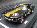 Pioneer 1/32スロットカー  po35★1968 Ford Mustang Notchback    #18/Pete Jones. ★今すぐご注文を!