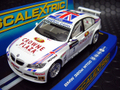 Scalextric 1/32 スロットカー  ◇BMW 320 SI    WTCC-Champion  #1Andy Priaulx  ★チャンピオンカー