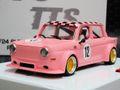 BRM 1/24 スロットカー  TTS03◆BRM Simca 1000   #12 Pink Edition  1/24ビックスケール!★最新モデル「シムカ1000」★存在感抜群でカッコいい!日本初上陸!