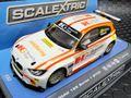 Scalextric 1/32 スロットカー C3684◆BTCC BMW 125 Series 1    #111/Andy Priaulx,  European Touring Car Champion ハイディティールモデル★前後ライト点灯!◆BTCCシリーズが熱い!◆入荷しました!