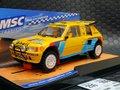 MSC 1/32 スロットカ-  7402◆Peugeot 205 T16  'Camel' Grand Raid  Dakar 1987  レジンモデル 200台限定 ★入荷僅かですお急ぎください!