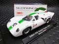 Flyslot-Slotwings 1/32 スロットカ-    W004-01◆ Lola T70 MKIII  #42/Denny Hulme    Winner of GT Tourist Trophy 1968 フライからLOLAがデビュー!◆Fly-Slotから最新モデルがリリース!