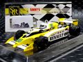 Slot Racing Company 1/32 スロットカー  SRC 02102 ◆ RENAULT RS10  1979 FORMULA 1  #16/Rene Arnoux  UK Great Britain GP 1979      1/1000 Limited 限定モデル ★F1-GPシリーズ!◆再入荷しました!