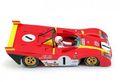 Slot It/Policar 1/32 スロットカー  SI-CAR01c ◆ FERRARI 312 PB  #1/Jacky Ickx, Clay Regazzoni  Winner - 1000 Km Monza 1972  J.クス/C.レガッツォーニ★モンツァ優勝車!