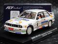 "FLY  1/32 スロットカー  A1701◆ BMW M3 E30 ""TELEFUNKEN"" #4/Pep Bassas & Josep Autet ""Campeonato De Espana De Rallyes"" 1987   フライのM3は楽しいぞ!★イイ顔してますE30のM3"