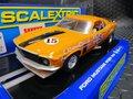 Scalextric 1/32 スロットカー  C3651◆Ford Mustang Boss 302  #15/Parnelli Jones  1969 classic Trans-Am  パーネリージョーンズがニューシャシーで再販!◆再入荷しました!