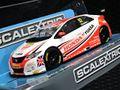 Scalextric 1/32 スロットカー C3738◆ BTCC Honda Civic Type R   #52/ Gordon Shedden  単体シビックが 遂に発売です!◆人気のシビックが入荷しました!!