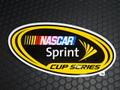 NASCAR公式  大型ステッカー ◆NASCAR Sprint-Cup 大型ステッカー  NASCAR公式商品  W26.0cm/T15.0cm◆お車にお部屋にどうぞ!