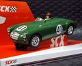 SCX 1/32 スロットカー U10318◆MGA  #41/Ken Miles & John Lockett. Le Mans 1955,  ライト点灯!★入荷済み!