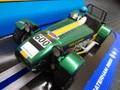 Scalextric 1/32 スロットカー C3309 ◆Caterham7  R600 /Green  Caterham racing 2013   待望の再入荷★さっそく入荷です!