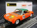 """Slot Racing Company 1/32 スロットカー  SRC 01610 ◆ PORSCHE 914/6 GT #78 """"JAGERMEISTER"""" 1000 KM NURBURGRING 1972    Limited Edition 1020台限定★イエーガーポルシェ入予しました!"""