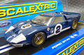scalextric1/32 スロットカー  C3066◆Ford GT40  MKII 1966   #2 Dan Gurney  アメリカ限定モデル!★再入荷。