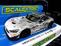 Scalextric 1/32 スロットカー C4162◆Mercedes-AMG GT3 #25 RAM Racing, Monza 2019. 前後ライトも点灯!◆AMGメルセデスGT3入荷!