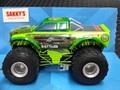 """Scalextric ノンスケール スロットカー C3711◆Team Monster Truck """"Rattler"""" 待望のマシン単体販売のモンスタートラックが登場!◆クリスマスに!再入荷です。"""