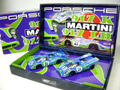 """FLY  1/32 スロットカー  ◆MARTINI Porsche #13/917K & #3/ 917LH    """" PHYCHEDELIC""""  FLY/TEAM12★  Limited-Box 絶版モデル★奇跡的に再入荷!!"""