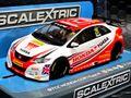 Scalextric 1/32 スロットカー C3734◆ BTCC Honda Civic Type R   #25/ Matt Neal    単体シビックが 遂に発売!!◆人気のBTCCが入荷!!