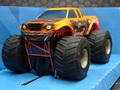 Scalextric 1/32 スロットカー C3779F◆Team Monster Truck ---orange--- スケレ今年最後の新製品! ★入荷しました!