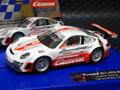 "Carrera Digital 132 スロットカー 30828◆PORSCHE 911 GT3 RSR  "" Lechner Racing"" 「Carrera Race Taxi」   アナログ・デジタル両用!★入荷!"