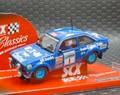 1/32 SCX スロットカー  63570◆FORD ESCORT MKII   RS1800 EATON YALE  RAC Rally 1979  エスコートはいいね!★前後ライト点灯!