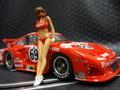 """RACER / SIDEWAYS 1/32  レジン製フィギュア  SWFIG-009  ◆""""Hawaiian tropics"""" Girl Figure  """"JANE""""  ジェーン/ハワイアン・トリピクスガール   限定生産モデル・ハンドペイント ★入荷しました!"""
