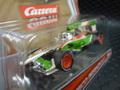"Carrera-Go スロットカー 1/43  91292 new◆""SILVER"" FRANCESCO BERNOULLI  ディズニーピクサー/CARS2  ディズニーピクサー/CARS2  カレラGoは1/32のコースでそのまま走れます。 キラキラのベルヌーイ登場!★最新商品!"