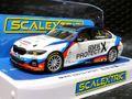 """Scalextric 1/32 スロットカー C4188◆ BMW 330i  """"M-Sport"""" #1/Colin Turkington. BTCC 2019   ハイディティールモデル★前後ライト点灯!◆入荷!"""