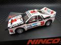 """NINCO 1/32 スロットカー  50621◆LANCIA 037 RALLY   """"WURTH"""" 1983 Rally Sicilia Targa Florio Winner   #24/G.F.Cunico & E.Bartolich     タルガフローリオ優勝車★新製品"""