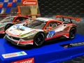 "Carrera Digital 132 スロットカー 30868◆Ferrari 488 GT3   #22""WTM Racing,  アナログ・デジタル両用!★2019新入荷・フェラーリ488!"