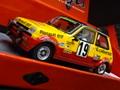 LeMans miniatures 1/32 スロットカー  13200319◆Renault 5 / Alpine Gr2   #19/ Jean Ragnotti & Jean-Marc Andri   Rallye Monte-Carlo 1978 モンテカルロ仕様のルノーサンク・アルピーヌGR-2が、限定モデルでリリース!◆お薦めの商品!!