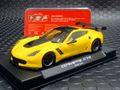 "NSR 1/32 スロットカー  0023-AW◆Corvette C7R Test Car ""Yellow"" King EVO3  最新モデルC7Rのイエロー登場!★再入荷しました。"