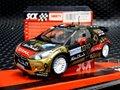 """SCX 1/32 スロットカー  A10208◆ CITROEN DS3 WRC  """"ABU DHABI""""  #1/LOEB & ELENA    4WD,ライト点灯モデル★こちらはローブのニューマシン、入荷済みです!"""