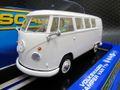 Scalextric 1/32 スロットカー   C3581◆1950-1963 Volkswagen Van  U.S.A.限定! ホワイトボディー完成車  ハイディテールモデル  アメリカ限定モデル。 再入荷完了!★オリジナルVWバスを作ろう!