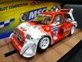 "MSC 1/32 スロットカ-  6025◆MG Metro 6R4  "" Belga ""#19  Marc Duez RAC Rally 1986 激速4WD!★待望の再入荷!"