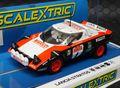 "Scalextric 1/32 スロットカー C3931 ◆Lanica Stratos ""PILLELI"" #4/Markku Alan 1978 San Remo Rally WINNER! ハイディティールモデル/前後ライト点灯!★サンレモウィナー!"