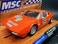 MSC 1/32 スロットカー  6039◆ DeTomaso Pantera Gr.3  #155 Bonhorst Bergrennen 1975  イエーガーマイスター! お待たせしました★ようやく再入荷!