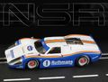"NSR 1/32 スロットカー  0018-SW◆FORD MK-IV  #1 "" Rothmans""   Limited Edition      Shark20000 rpm /SW        限定モデル★早くも入荷完了です!"