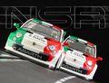 NSR 1/32 スロットカー   0014◆ ABARTH 500  white Trofeo Abarth Italia #54 Limited Edition  トリコロ―レ・カラーが最高でしょ!!★入荷しました!