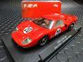 NSR 1/32 スロットカー  0020-sw◆ NSR Ford GT40 MkI   #20/ Sidney Cardoso. Rio De Janeiro 1969/70  真っ赤なGT40が、かっこいい~! ★ 秋の最新モデル 入荷!