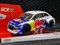 SCX 1/32 スロットカー U10329◆  Audi S1 WRX  Rallycross, #5 Mattias Ekstrom. ライト点灯!★到着済み!