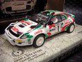 Team Slot 1/32 スロットカー  TS-90010◆TOYOTA CELICA GT4 ST-185 #1/J.Kankkunen & P,Kankkunen. Safari Rally 1993 Winner.  サファリラリー優勝車!◆ベルト駆動4WD!